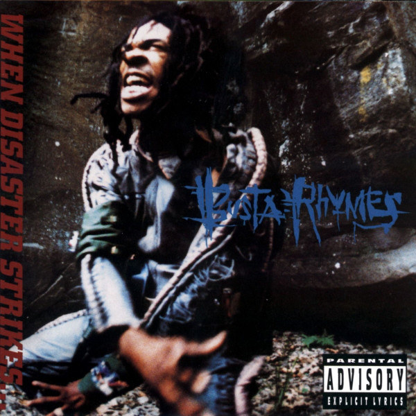 Busta Rhymes, When Disaster Strikes...