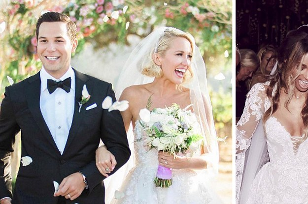 Celebrity weddings: news and photos - HELLO!