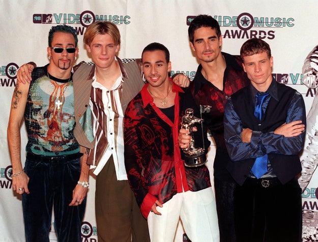 Los Backstreet Boys se llamaron así por un rastro en Orlando.