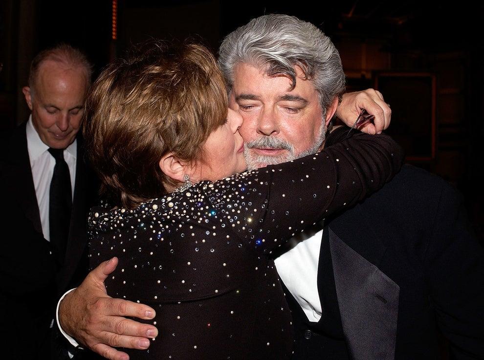 Jamás desapareció el cariño de Carrie por ese mágico mundo intergaláctico.