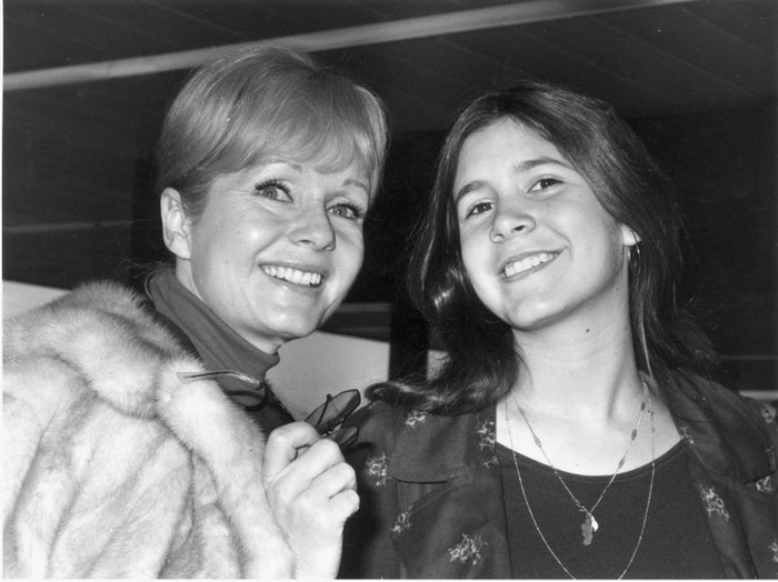 Reynolds with Fisher in 1972.