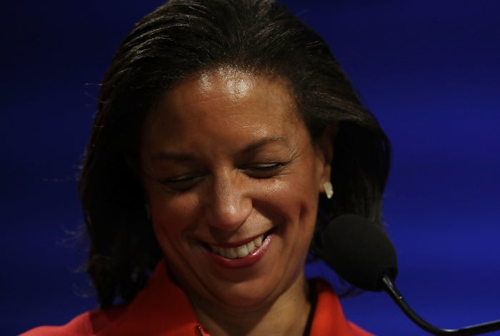 National Security Advisor Susan Rice