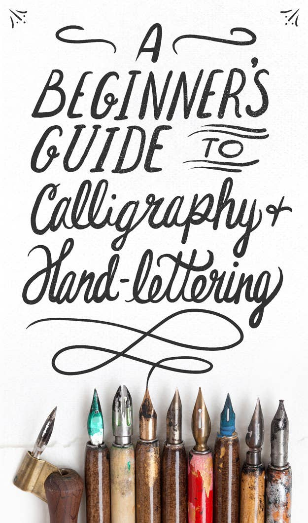8 tips for anyone who wants to learn calligraphy and hand lettering share on facebook share expocarfo Images