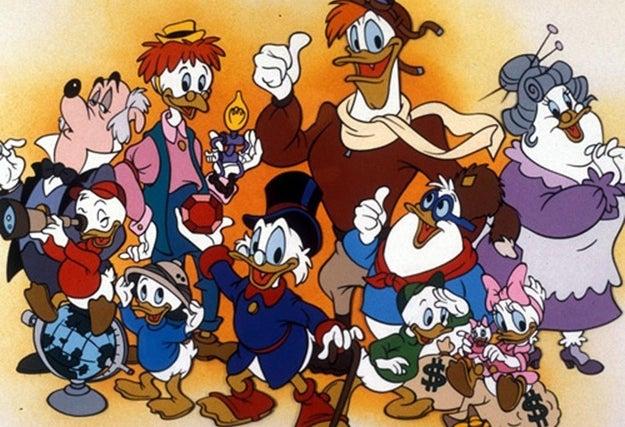 En 1991, Patoaventuras se convirtió en la primera serie de dibujos animados estadounidense en emitirse en la antigua Unión Soviética desde el inicio de la Guerra Fría.