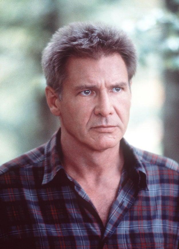 Harrison Ford rechazó la oferta de Steven Spielberg del papel del Dr. Alan Grant en Jurassic Park.