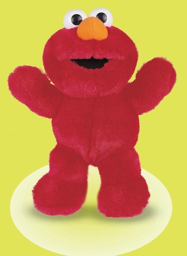 Elmo Cosquillas se convirtió en un juguete imprescindible después de que Rosie O'Donnell lo mostrara en su programa de tertulias, The Rosie O'Donnell Show.