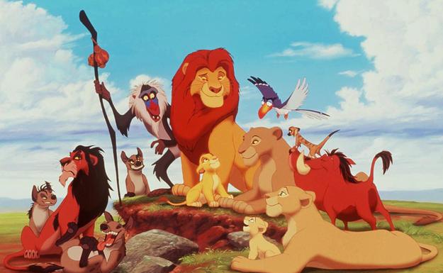 El Rey León fue una de las películas más exitosas de los 90. Recaudó más de 300 millones de dólares durante su temporada teatral y más de 1000 millones de dólares en ventas de productos solo en 1994 (el año de su estreno).