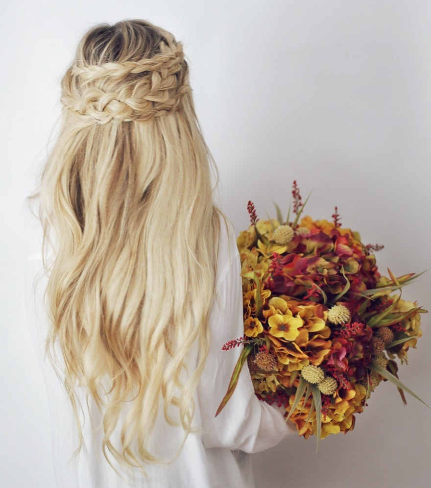 These Pretty Pinterest Braids Will Make It Look Like You