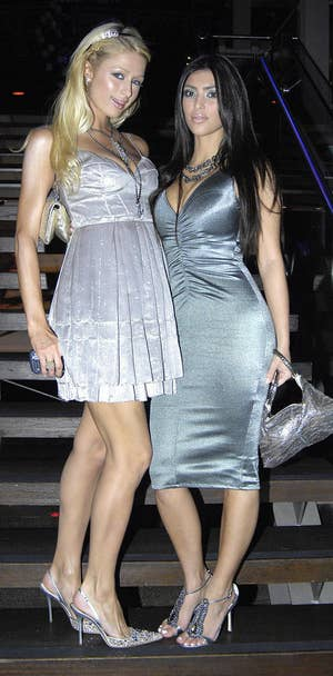 373913a7 If you grew up in the 2000s, you may recall the era of time when Kim  Kardashian was just Paris Hilton's assistant.