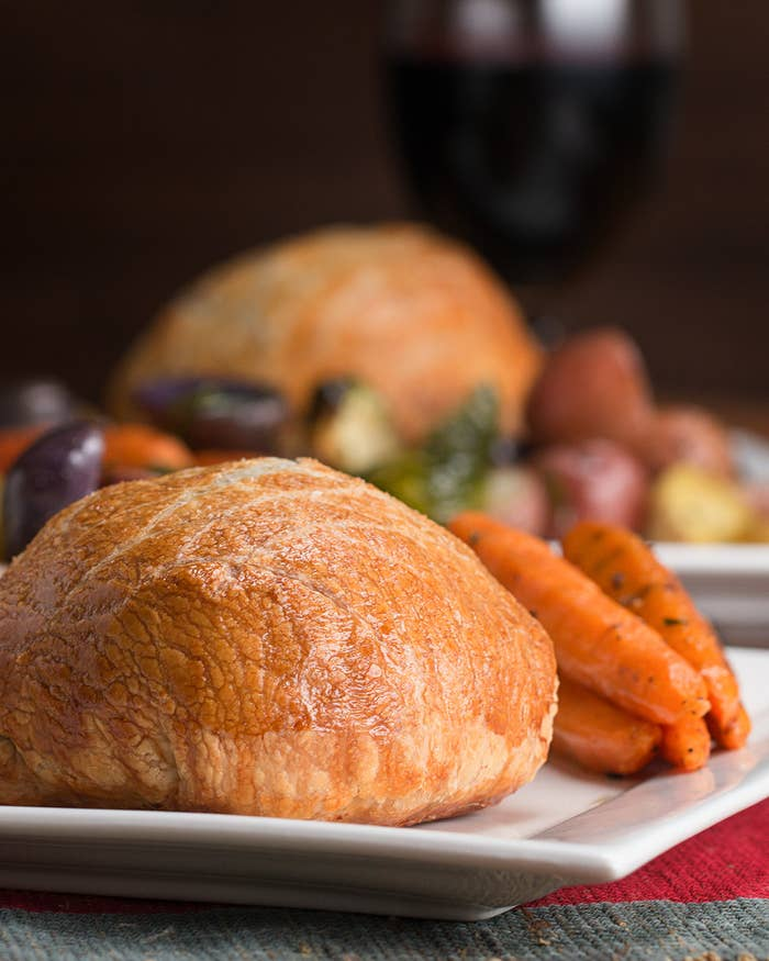 Beef Wellington For Two