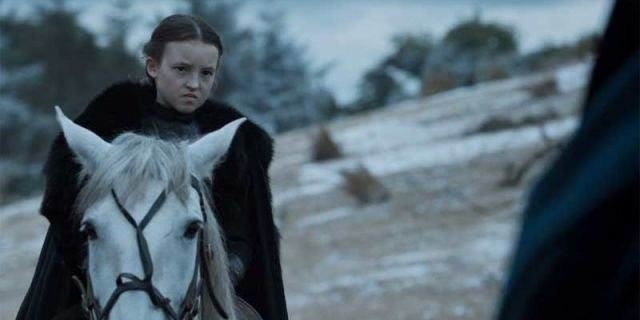 Given the endless collection of characters that populate HBO's Game of Thrones, it takes a lot to stand out as a supporting character — but for Bella Ramsey, who's just 12, it was like taking candy from a baby. While she only appeared in three episodes of Season 6 as Lyanna Mormont — a headstrong leader with an iron conviction — the actor blew through Westeros like a boss and the internet quickly fell at her feet.