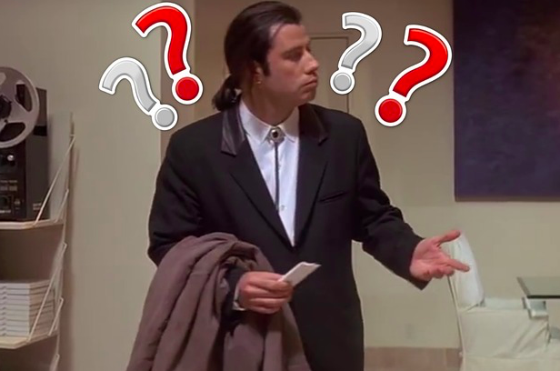"14 ""Confused Travolta"" GIFs That Perfectly Sum Up Being A College Student"
