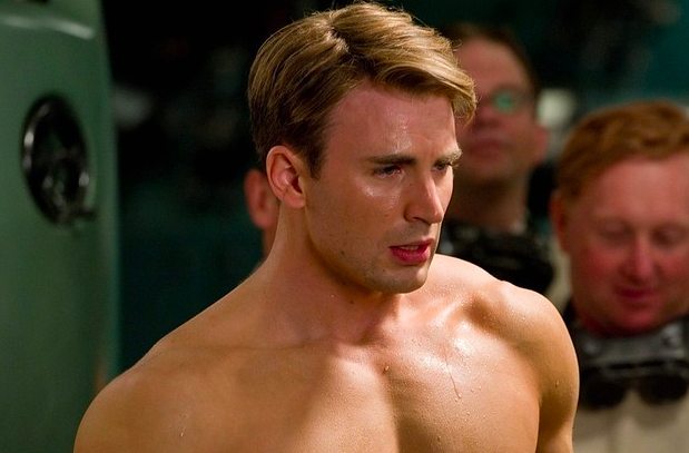 Which Of Chris Evans' Biceps Are You?
