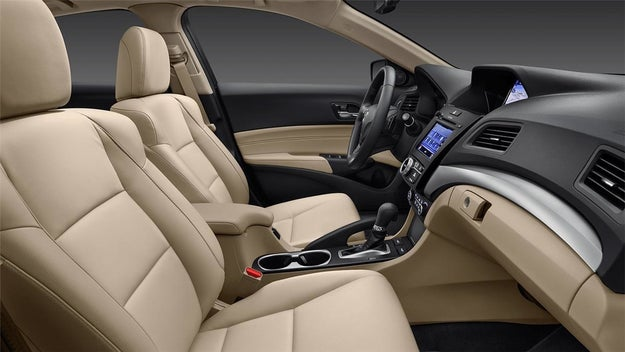 If you are #blessed to have leather seats, you can clean most stains with a mixture of warm water and dish soap.
