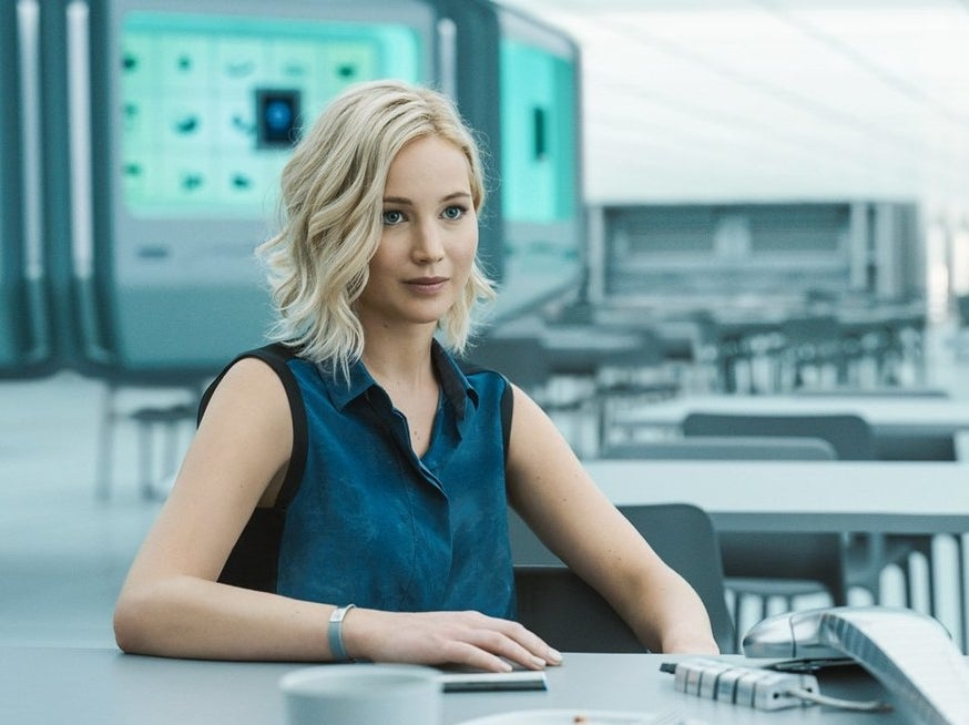 1. Aurora, Passengers 8 Female Movie Characters Who Were Defined By Their Relationships To Men In 2016 | {focus_keyword}
