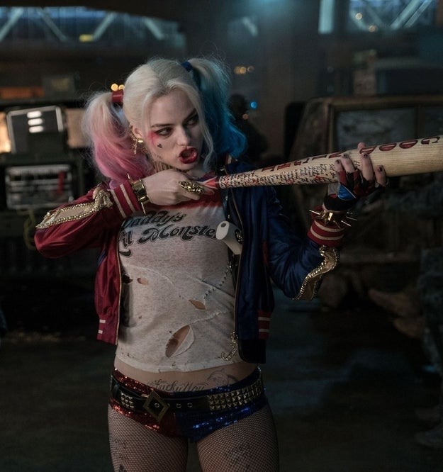6. Harley Quinn, Suicide Squad