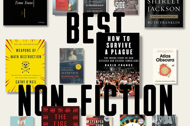 The 18 Best Nonfiction Books Of 2016