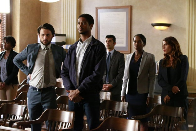 4. How to Get Away With Murder