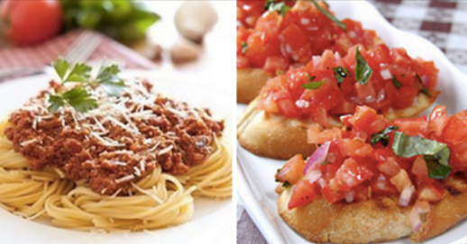 "The Hardest Game Of Italian Food ""Would You Rather"" You'll Ever Play"