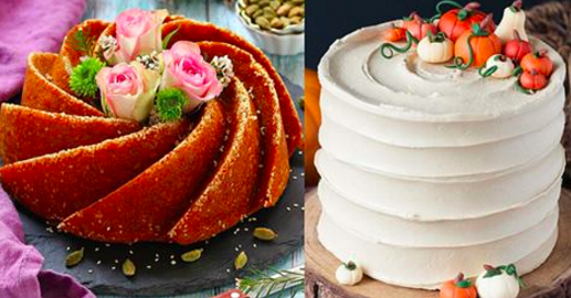 15 Of The Most Beautiful Cakes You'll Ever See In Your Life