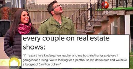 27 Tumblr Posts That'll Make Perfect Sense To HGTV Addicts