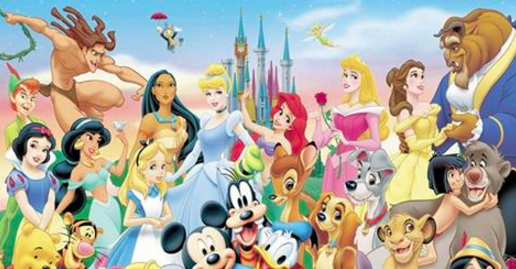 This Game Of MASH Will Help You Find Your Disney Family