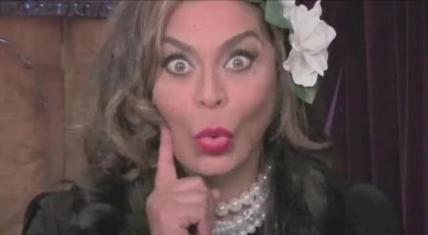 Living mom legend Tina Knowles announced she's taking a leave of absence from Instagram after her messy House of Deréon fingers reportedly liked a negative post about Jennifer Hudson.