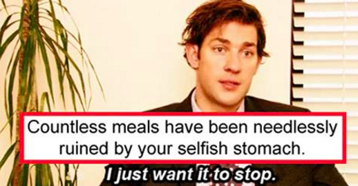 15 Things Only People With Sensitive Stomachs Understand