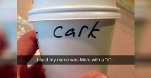 What Should Your Starbucks Name Be?