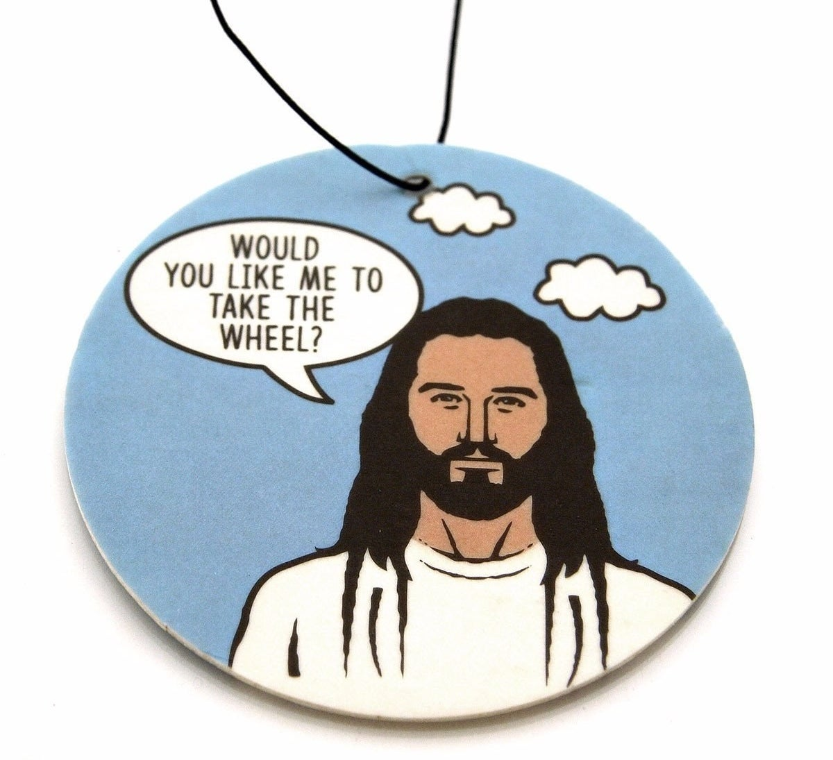 An air freshener that's always got your back.