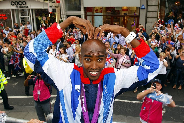 Olympian Mo Farah will receive a knighthood for services to athletics.