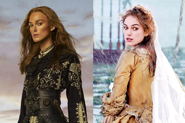 Which Of Elizabeth Swann\'s Outfits From \