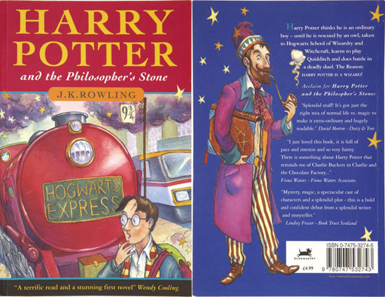 The official publishing anniversary of the book is June 26, when it hit shelves for the first time in 1997. Now first editions of Sorcerer's Stone can sell anywhere from $40k to $55k.
