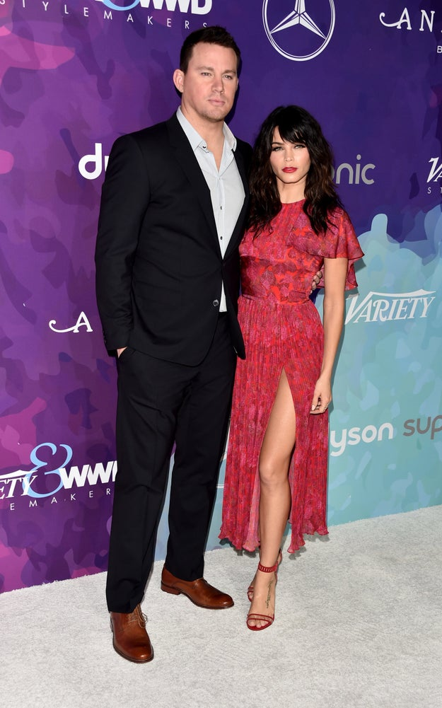 Fact: Channing Tatum and Jenna Dewan Tatum are one of the cutest, most awesome celeb couples around.