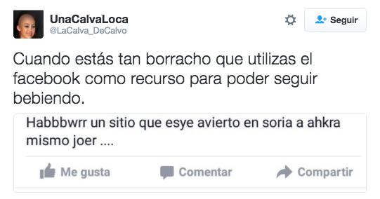 Este caso en el que solo la tecnología puede hacer que la fiesta continúe en Soria.