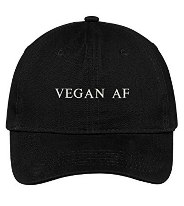 A hat for the friend that's not afraid to wear their life choices in plain view.