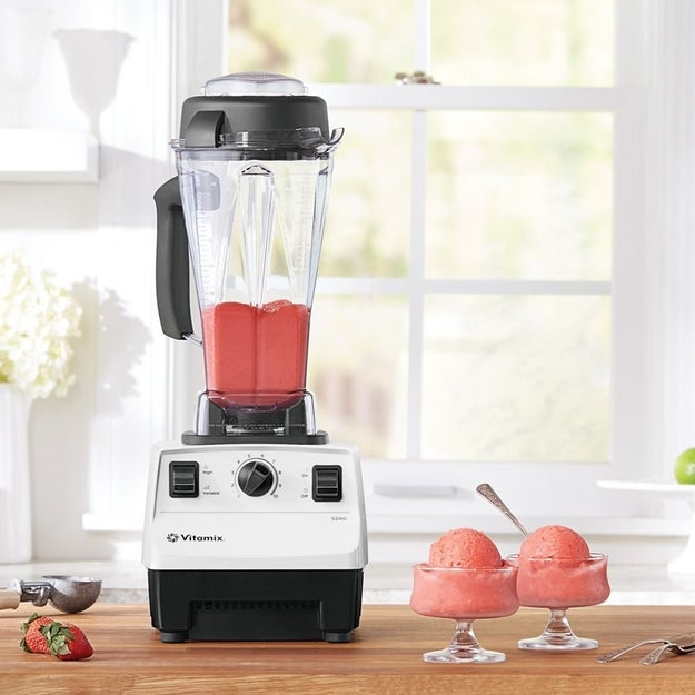 And finally — if you're got the money to spend — the holy grail of vegan food creation: a Vitamix.