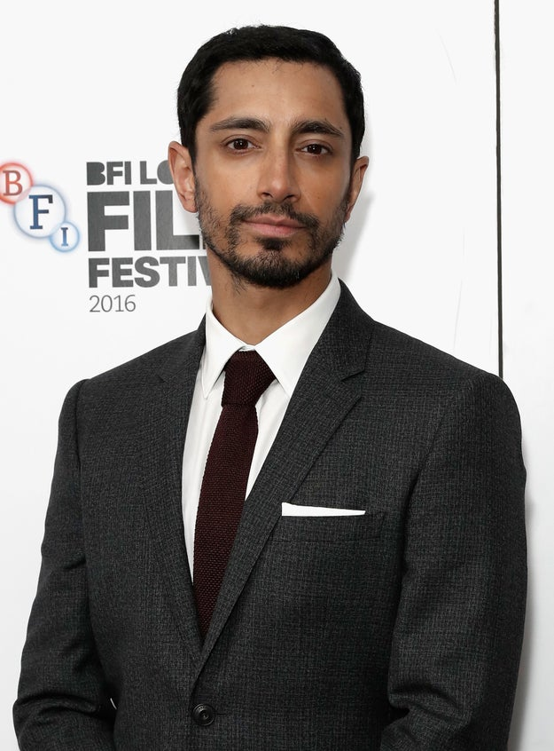 Riz Ahmed is sending you good ~vibes~.