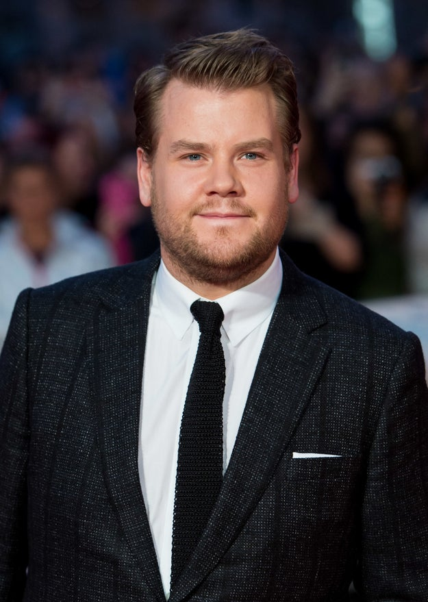 Damn, James Corden is both funny and hot AF?