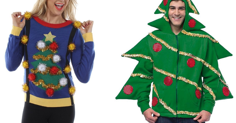 a57ba5190f 22 Ugly Christmas Sweaters You Can Get On Amazon