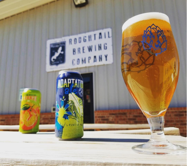 Roughtail Brewing, Midwest City, Oklahoma