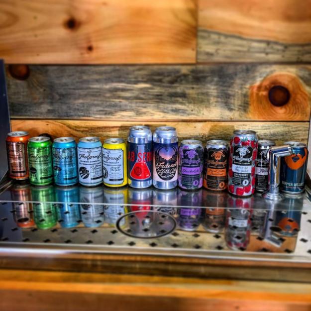 Foolproof Brewing Company, Pawtucket, Rhode Island