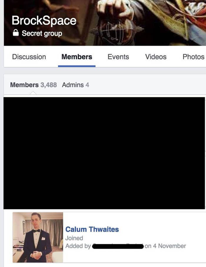 Facebook Account In The Same Name As 18C Student Appears In Secret