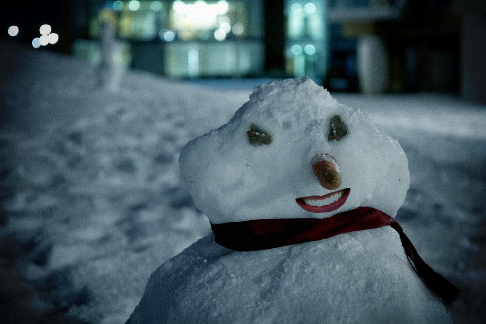 часто злой снеговик фото один плюсик