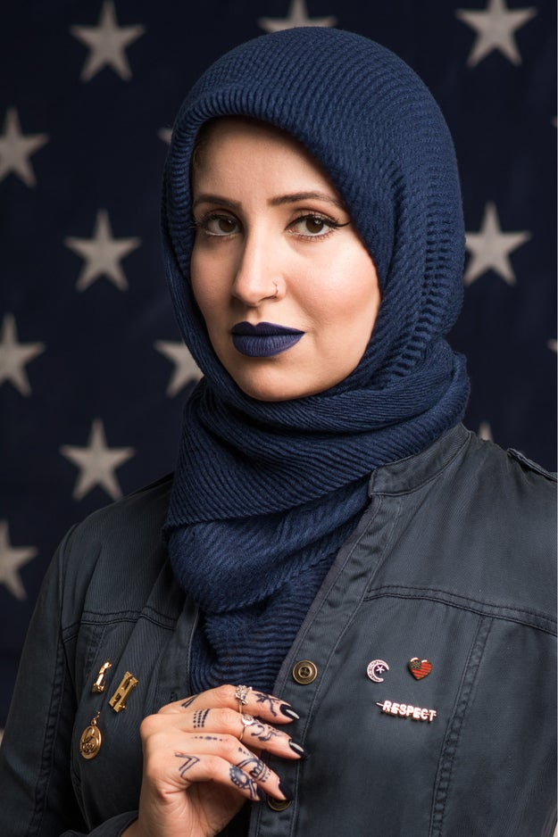 Sana Rashid, Blogger at ModHijabi