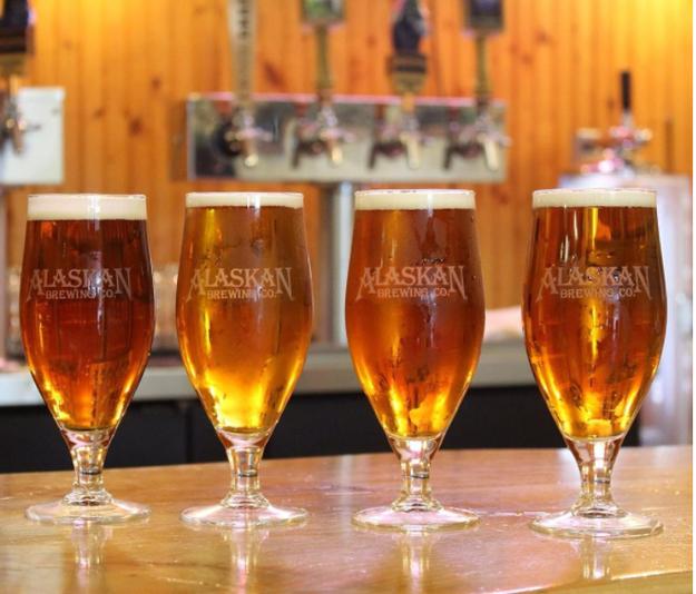 Alaskan Brewing Company, Juneau