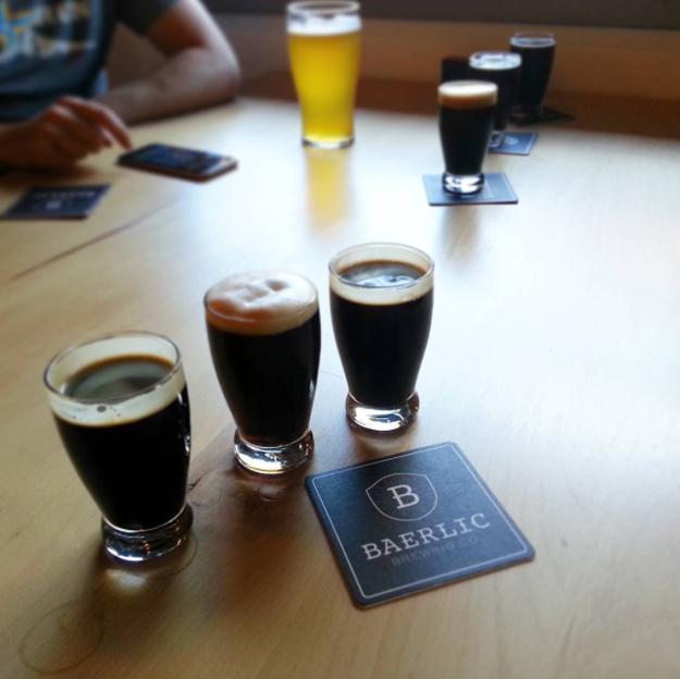Baerlic Brewing, Portland, Oregon