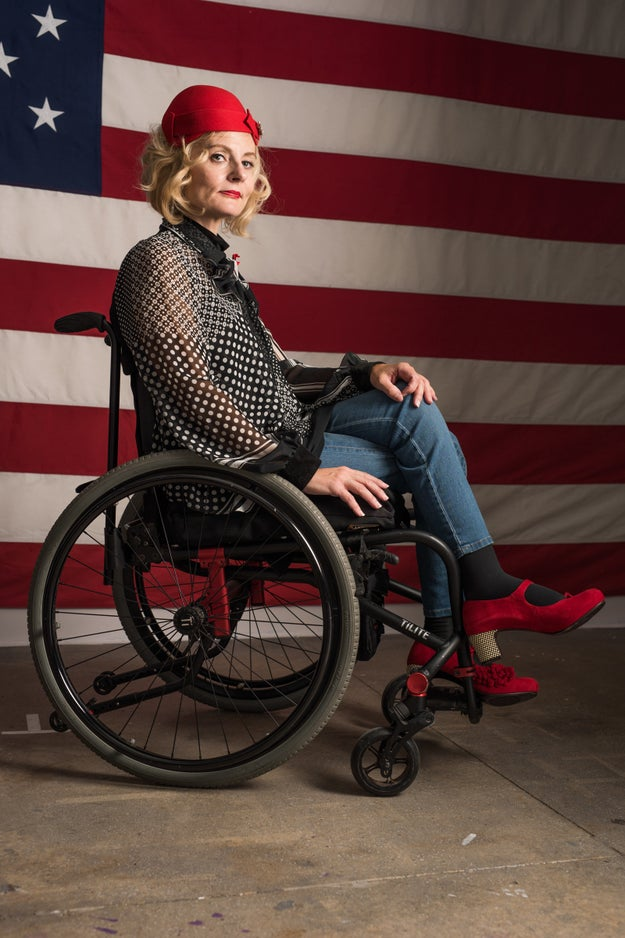 Magdalena, Blogger at Pretty Cripple