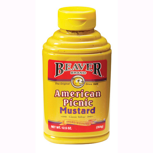 """American mustard"" is the worst kind available, according to the English."