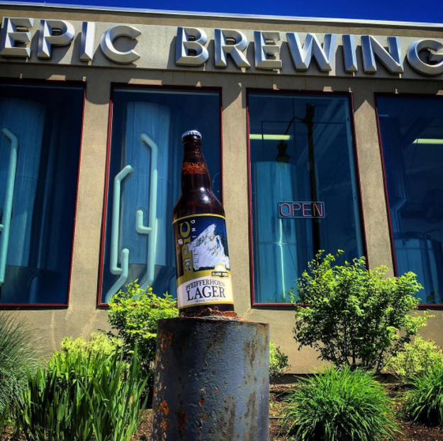 Epic Brewing Company, Salt Lake City
